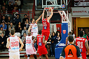 DESCRIZIONE : Varese Lega A 2013-14 Cimberio Varese Victoria Libertas Pesaro<br /> GIOCATORE : Marc Trasolini<br /> CATEGORIA : Schiacciata<br /> SQUADRA : Victoria Libertas Pesaro<br /> EVENTO : Campionato Lega A 2013-2014<br /> GARA : Cimberio Varese Victoria Libertas Pesaro<br /> DATA : 01/12/2013<br /> SPORT : Pallacanestro <br /> AUTORE : Agenzia Ciamillo-Castoria/G.Cottini<br /> Galleria : Lega Basket A 2013-2014  <br /> Fotonotizia : Varese Lega A 2013-14 Cimberio Varese Victoria Libertas Pesaro<br /> Predefinita :