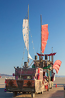 Dang Gang Imperial Cruiser from Disorient (Thanks to Reddit user decktech for letting me know.)<br /> <br /> Dang Gang Imperial Cruiser from Disorient <br /> <br /> https://www.reddit.com/r/BurningMan/comments/djq4fw/872_of_my_photos_from_burning_man_2019/f480h0b/