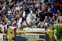 Mathy Francois Jr, BEL, Casanova de L Herse<br /> LONGINES FEI World Cup™ Finals Gothenburg 2019<br /> © Hippo Foto - Stefan Lafrentz<br /> 04/04/2019