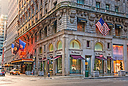 St. Regis Hotel, De Beers, Pucci in Manhattan, Dawn