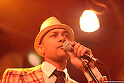 Eh Dave en concert à   / Montreal / Canada / 2012-01-20, © Photo Marc Gibert / adecom.ca