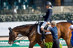 Booth Emma, AUS, Mogelvangs Zidane<br /> World Equestrian Games - Tryon 2018<br /> © Hippo Foto - Sharon Vandeput<br /> 19/09/18