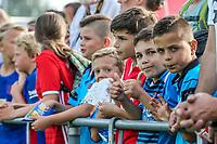 ANNA PAULOWNA, 07-07-2017, Polderse selectie - AZ, kleine Sluis, 2-3, supporters.
