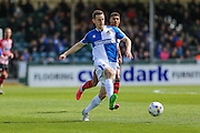 Bristol Rovers Tom Lockyer on the ball during the Sky Bet League 2 match between Bristol Rovers and Exeter City at the Memorial Stadium, Bristol, England on 23 April 2016. Photo by Shane Healey.
