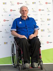 of Slovenian Paralympic team at presentation of Slovenian Olympic Team for Rio 2016, on July 22, 2016 in Koper, Slovenia. Photo by Matic Klansek Velej / Sportida