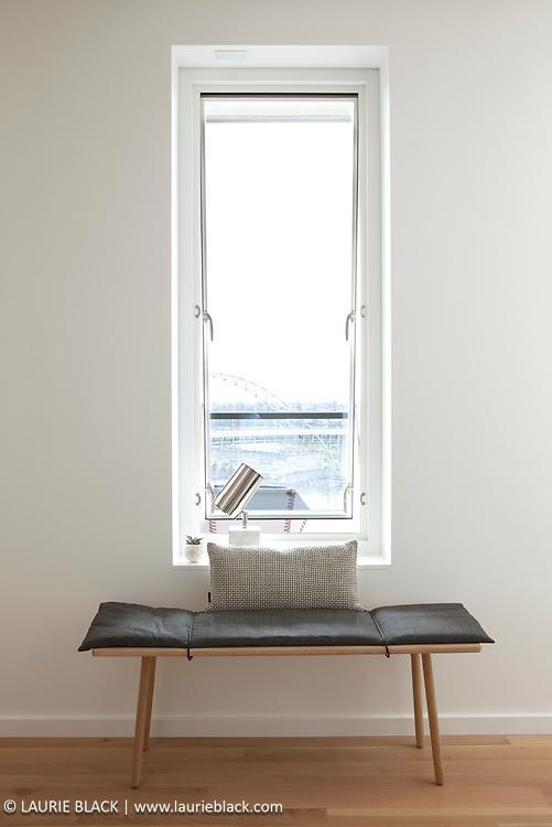 Condo window seat