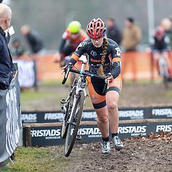 12-01-2020: Wielrennen: NK Veldrijden: Rucphen<br />Lorena Peterman