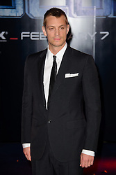 Joel Kinnaman attends The World Premiere of 'Robocop'. BFI IMAX, London, United Kingdom. Wednesday, 5th February 2014. Picture by Chris Joseph / i-Images
