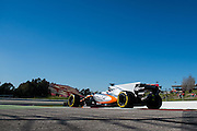 February 26, 2017: Circuit de Catalunya. Alfonso Celis, Sahara Force India