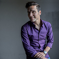 Nederland, Amsterdam, 27 september 2017.<br /> Tim Oliehoek, regisseur van de nieuwe tv-serie 'Het geheime dagboek van Hendrik Groen'<br /> <br /> Foto: Jean-Pierre Jans
