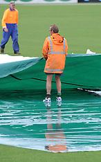 Napier-Cricket, New Zealand v Zimbabwe, Test, day 2
