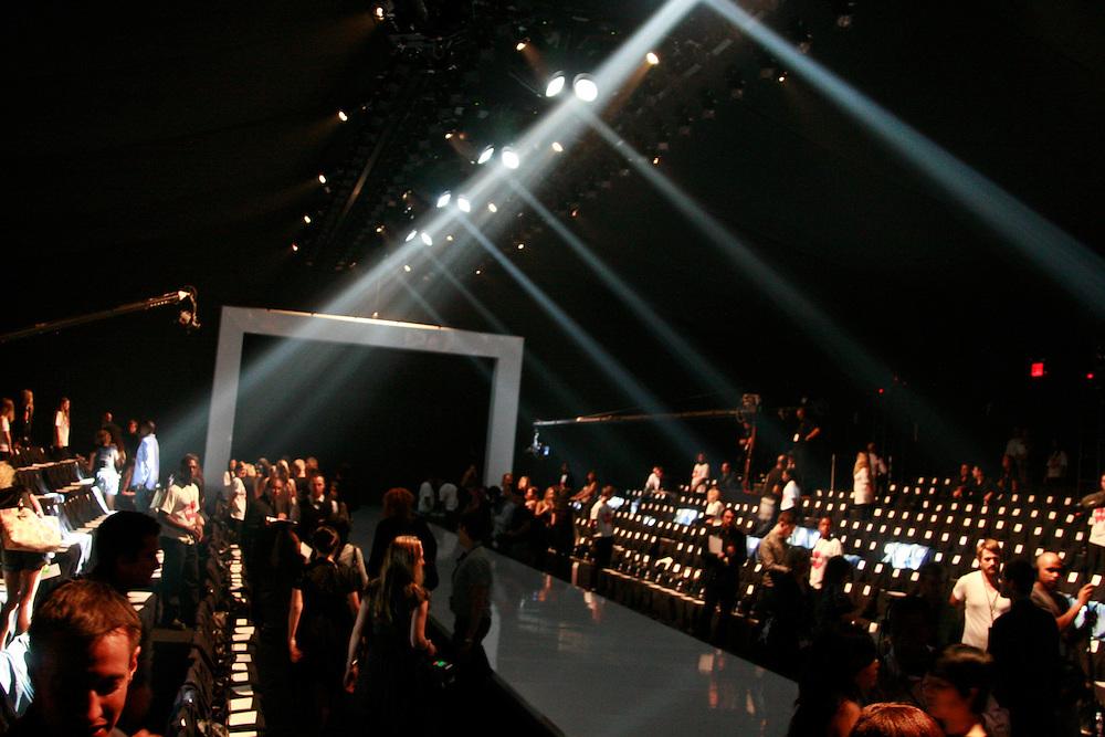 Mercedes-Benz Fashion Week<br /> Misc Scene<br /> Sept, 2008