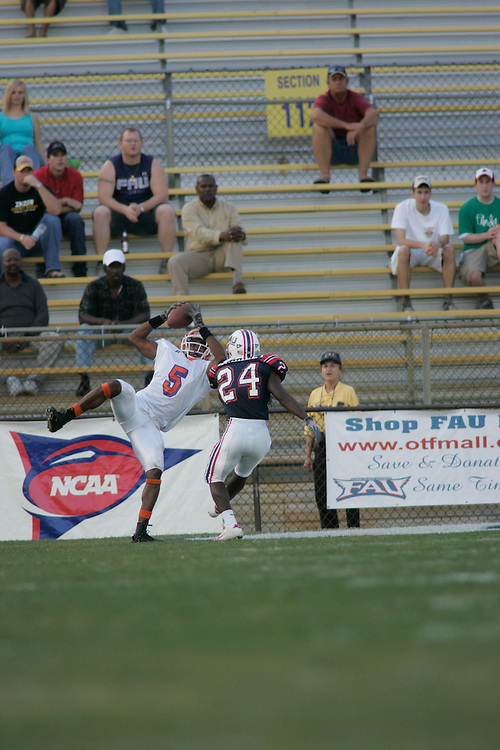 2004 EDWARD WATERS Football