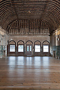 Old Waiting Room (later Billiard Hall), Peckham Rye Station, London designed by Victorian Architect, Charles Henry Driver in 1865.