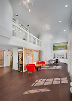 Architectural interior of Millworks in Ellicott City MD by Jeffrey Sauers of Commercial Photographics, Architectural Photo Artistry in Washington DC, Virginia to Florida and PA to New England