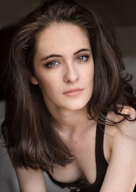 Actress Zoe Van Tieghem June 2017