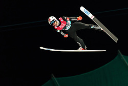 16.03.2018, Vikersundbakken, Vikersund, NOR, FIS Weltcup Ski Sprung, Raw Air, Vikersund, Finale, im Bild Andreas Stjernen (NOR) // Andreas Stjernen of Norway during the 4th Stage of the Raw Air Series of FIS Ski Jumping World Cup at the Vikersundbakken in Vikersund, Norway on 2018/03/16. EXPA Pictures © 2018, PhotoCredit: EXPA/ JFK