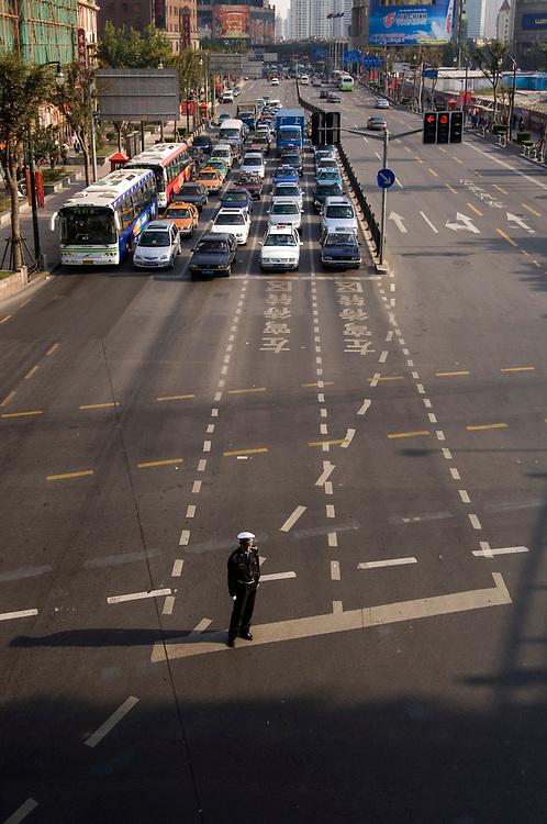 Modernising Shanghai