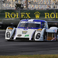 Team Michael Shank Racing with Curb-Agajanian competing at the Rolex 24 at Daytona 2012