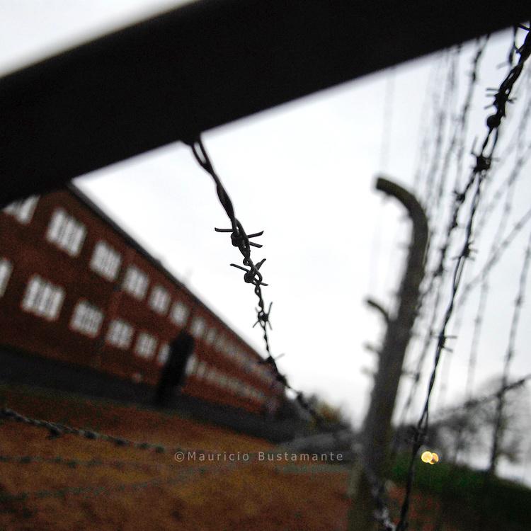 KZ Gedenkstätte Neuengamme, Neuengamme concentration camp.