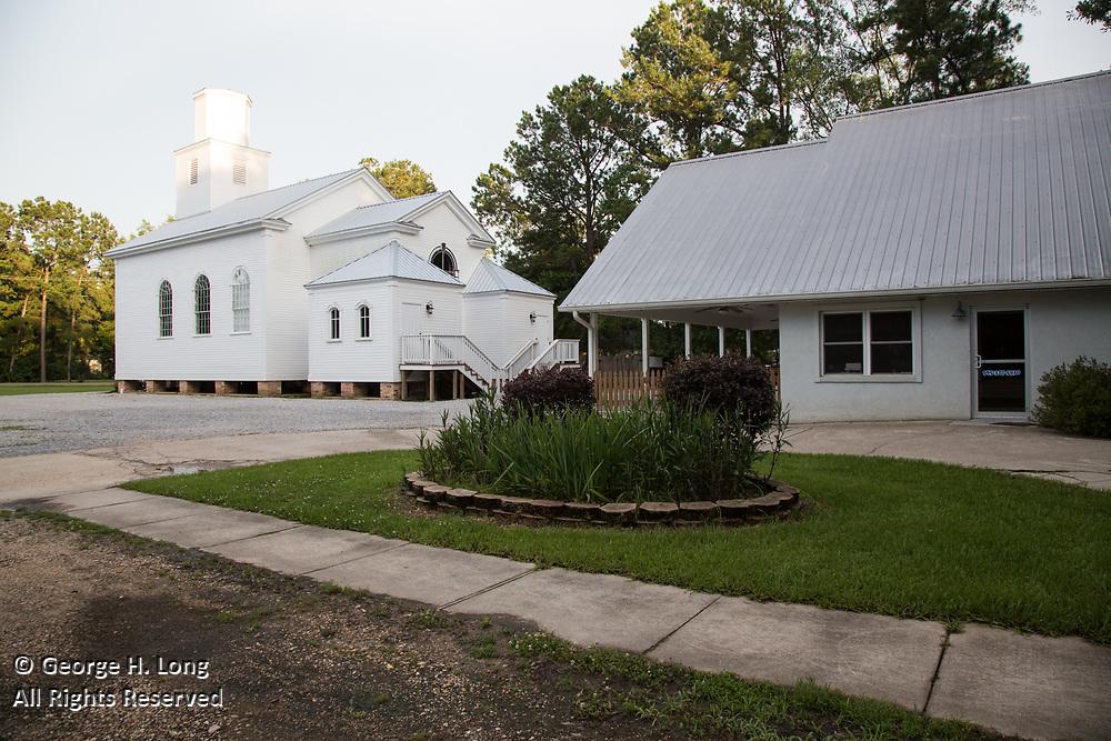 Louisiana Church at 22380 Main Street in Abita Springs, Louisiana