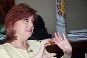Alcaldesa de Panama 2012.©Victoria Murillo/istmophoto.com