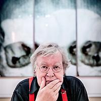 Nederland, Amsterdam, 23 mei 2016.<br /> OPWINDING - EEN TENTOONSTELLING VAN RUDI FUCHS<br /> 27 MEI - 2 OKT 2016<br /> Oud-directeur Rudi Fuchs kijkt terug op zijn lange loopbaan als museumdirecteur en tentoonstellingsmaker.&nbsp;In&nbsp;Opwinding&nbsp;gaat het om het ontdekken en beter leren kennen van kunstwerken.&nbsp;Fuchs neemt de bezoeker mee in zijn manier van kijken, die draait om tijd, geduld en zorgvuldigheid.<br /> <br /> <br /> <br /> <br /> Foto: Jean-Pierre Jans