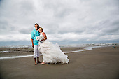 Abernathy Beach Wedding Port Aransas, TX