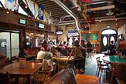 Klamath Basin Brewing, aka, Creamery Brew Pub, in Klamath Falls, Oregon