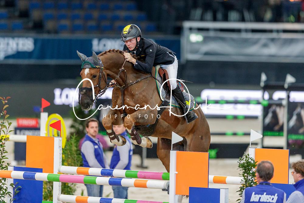 Schulze Topphoff Philipp, GER, Avantus<br /> JIM Maastricht 2019<br /> CSI4* Van Mossel Prix<br /> © Hippo Foto - Dirk Caremans<br />  09/11/2019