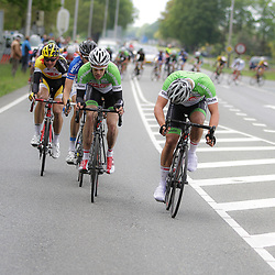 WIELRENNEN Rijssen, de 62e ronde van Overijssel werd op zaterdag 3 mei verreden.