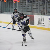 Women's Ice Hockey: Marian University (Wisconsin) Sabres vs. Lake Forest College Foresters