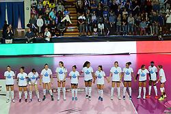 PALLAVOLO VOLLEY SUPERCOPPA ITALIANA FEMMINILE 2017-2018<br /> IGOR GORGONZOLA NOVARA - IMOCO VOLLEY CONEGLIANO<br /> NOVARA 01-11-2017<br /> FOTO FILIPPO RUBIN / LVF