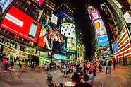 USA-New York City-Times Square