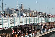 Turkey. Istambul. Eminonu port district. quartier du port.  Eminonu