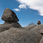 Boulder in Desolation Wilderness