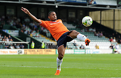 Ryan Hall of Luton Town - Photo mandatory by-line: Harry Trump/JMP - Mobile: 07966 386802 - 22/08/15 - SPORT - FOOTBALL - Sky Bet League Two - Yeovil Town v Luton Town - Huish Park, Yeovil, England.