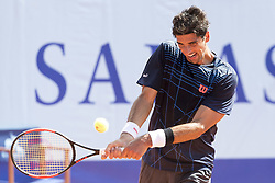 July 26, 2017 - Gstaad, Schweiz - 26.07.2016, Gstaad, Tennis, Swiss Open Gstaad 2017, Thomaz Bellucci (BRA) (Credit Image: © Pascal Muller/EQ Images via ZUMA Press)
