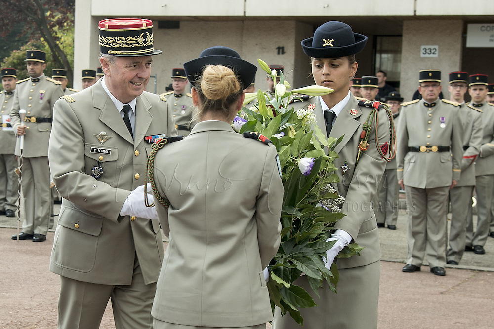 General Peraldi attends Harkis Day homage ceremony at Oran's Memorial monument.