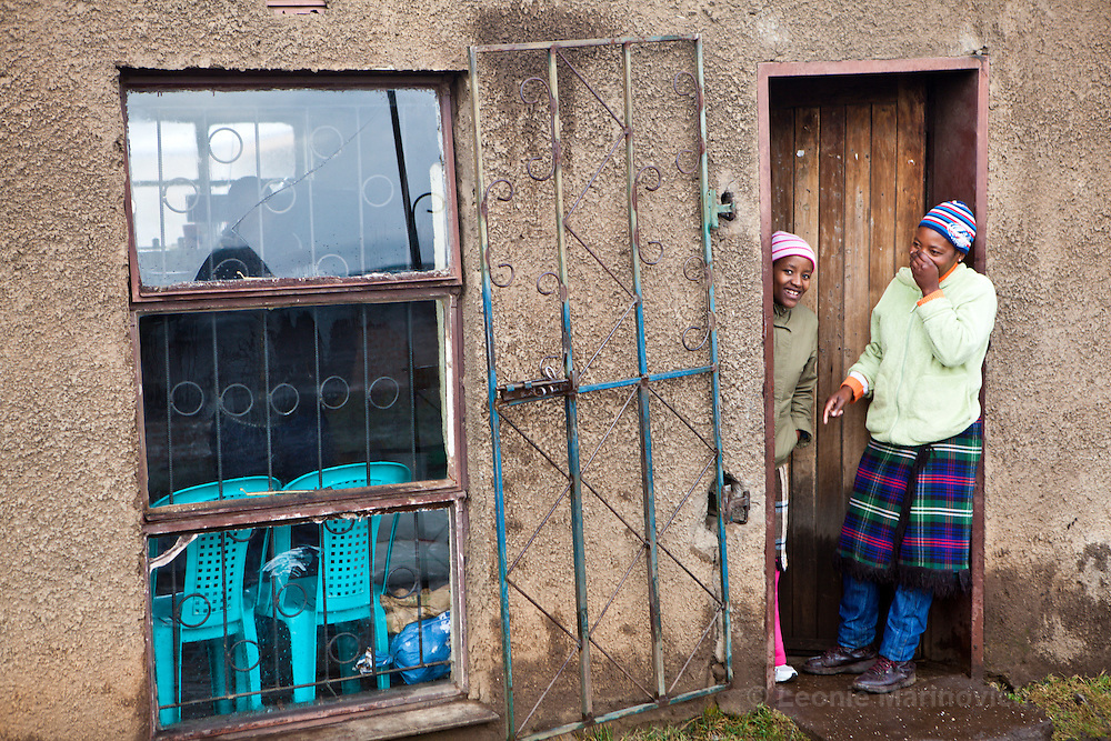 10 May 2011, Semonkong Community Council, Maseru District, Lesotho.