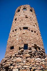 The Watch Tower along the southern rim of the Grand Canyon, Grand Canyon National Park, Arizona