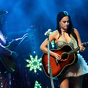 Kacey Musgraves performs to a packed Majestic Theatre in Dallas on Thursday night. (Special to the Star-Telegram/Rachel Parker)