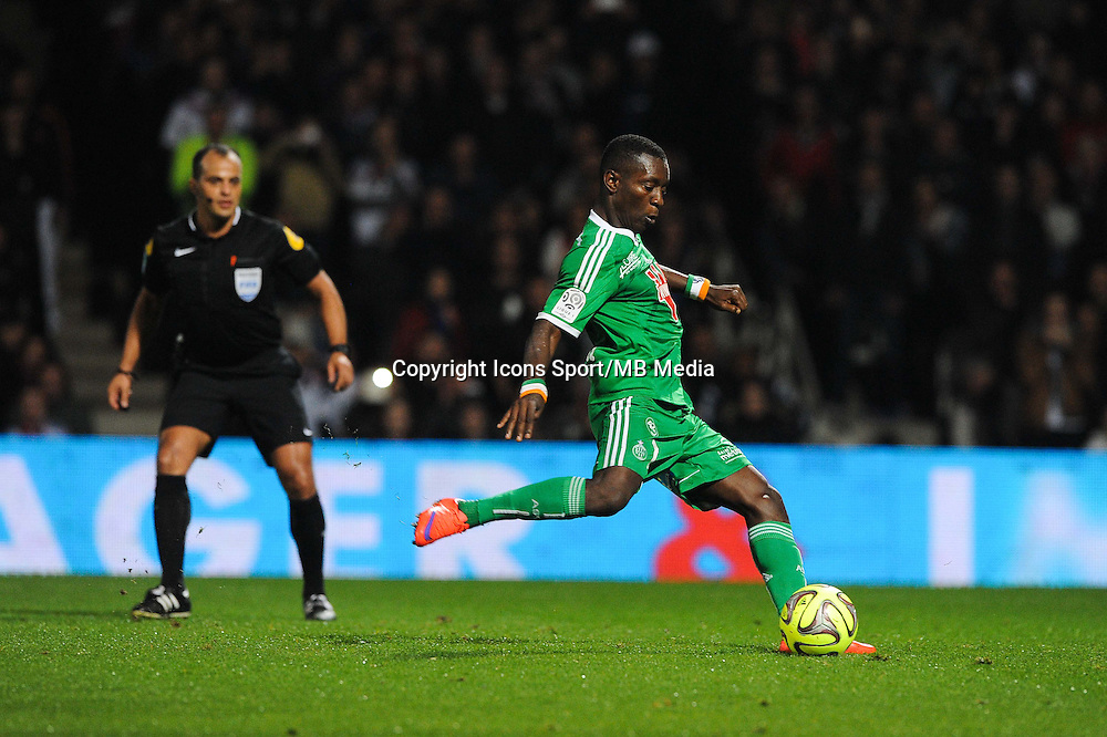 Goal Max Alain GRADEL - 19.04.2015 - Lyon / Saint Etienne - 33eme journee de Ligue 1<br />