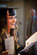 Oklahoma State University Masters of International Agriculture Program Hooding ceremony held in the Wes Watkins Center for International trade and development. Students completing requirements for a Masters Degree participated in a Hooding ceremony signifying their accomplishments.
