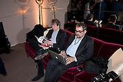 MATHEW BELL; ALAN DAVIDSON, Spectator Life - launch party, Asprey London, 167 New Bond Street, London. 28 March 2012