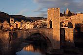 Besalu, Girona, Spain