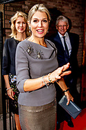 THE HAGUE - Queen Maxima will hold the opening speech of the Annual Congress of MKB-Nederland in the Grote Kerk in The Hague on Tuesday October 9th. This year's theme is 'The SME Digitizes'. Queen Máxima speaks in her capacity as a member of the Dutch Committee for Entrepreneurship. Prime Minister Rutte concludes the annual conference. ROBIN UTRECHT