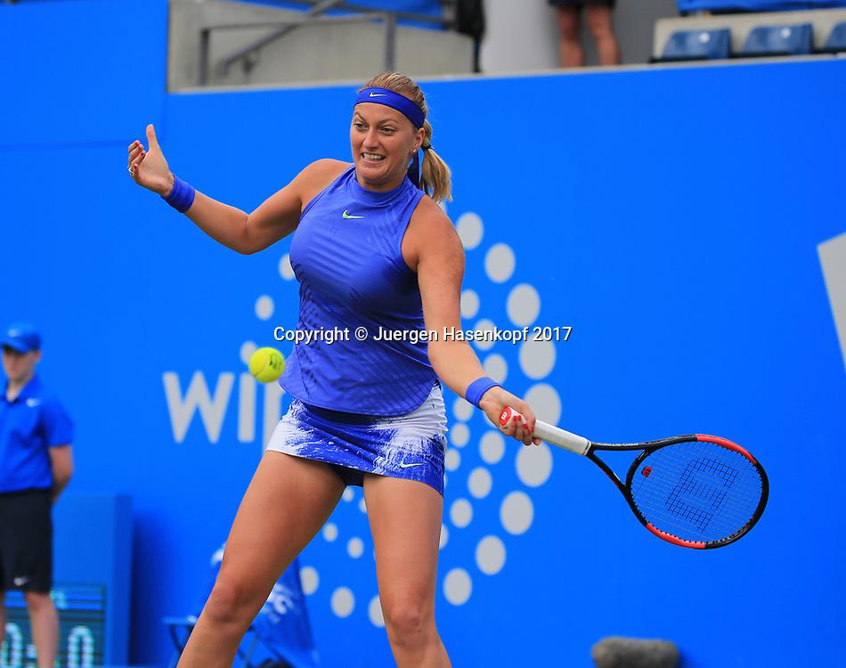 PETRA KVITOVA (CZE), Aegon Classic Birmingham 2017<br /> <br /> Tennis - Aegon Classic Birmingham 2017 - WTA -  The Edgbaston Priory Club - Birmingham -  - Great Britain  - 24 June 2017. <br /> &copy; Juergen Hasenkopf