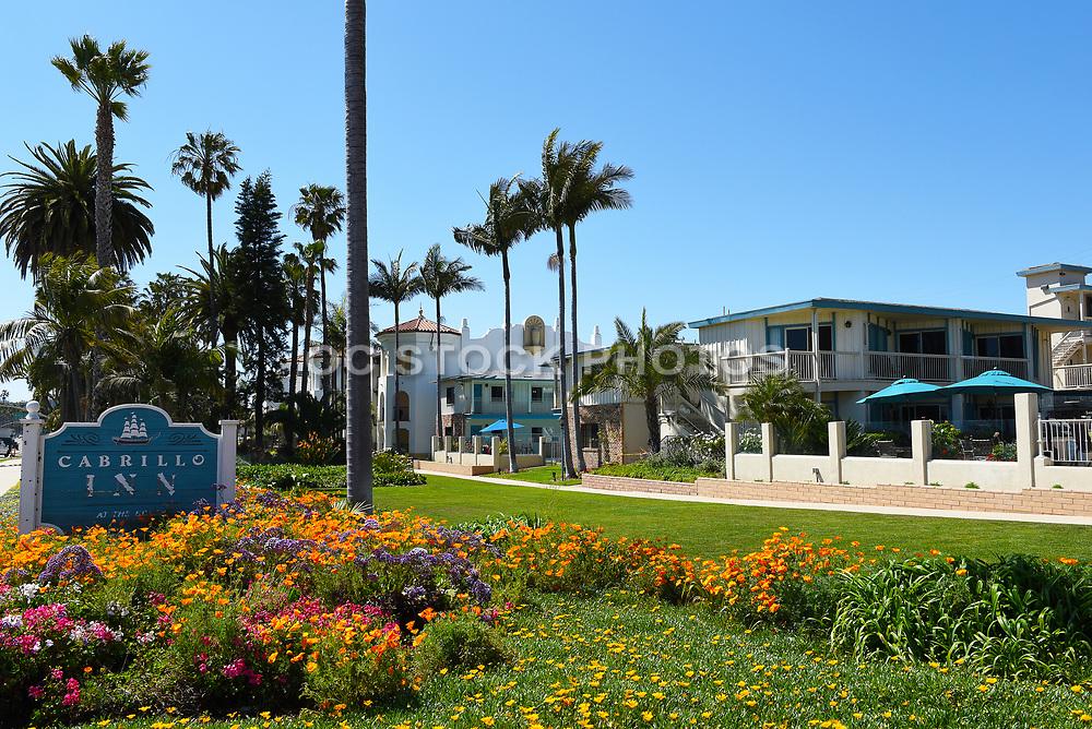 Cabrillo Inn at the Beach in Santa Barbara California