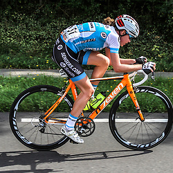 Boels Rental Ladies Tour Bunde-Valkenburg Anna van der Breggen very active in this stage.